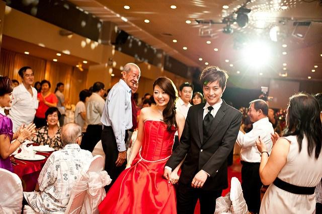 Cedric and Vanessa Wedding