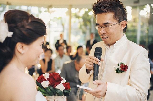James and Cynthia Wedding
